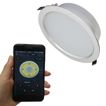 Iproled ios android 12 w skk dim wifi contorl led downlight
